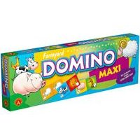 Domino Maxi - Farmyard