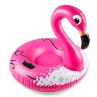 Giant Flamingo Snow Tube