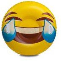Tears of Joy Emoji Snow Tube