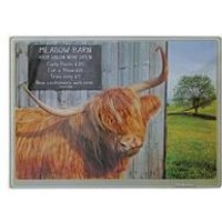 Kitchy and Co Meadow Barn Chopping Board