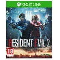 Xbox One: Resident Evil 2 Remake