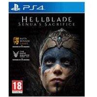 PS4: Hellblade Senuas Sacrifice