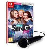 Lets Sing 2019 + 1 Microphone