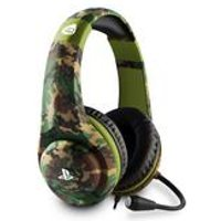 PS4: Pro4-70 Camo Stereo Gaming Headset