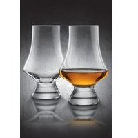 Final Touch Whisky Tasting Glasses 2 Pack