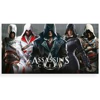 Assassins Creed Montage Towel