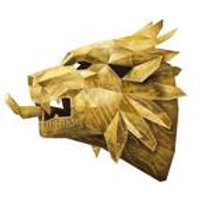 Game of Thrones Mask: The House Lanniste Book