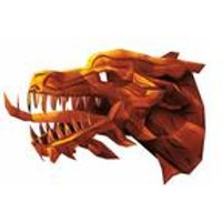 Game of Thrones Mask: The House Targary Book