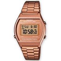 Casio Classic Digital Rose Gold Watch