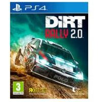 PS4: Dirt Rally 2.0