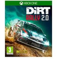 Xbox One: Dirt Rally 2.0