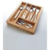Wooden Expanding Cutlery Tray