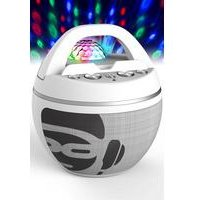 Bluetooth Karaoke Machine with Partyball Light Show
