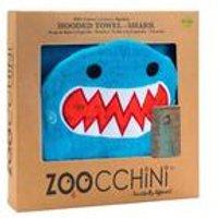 Zoocchini Kids Hooded Towels - Sherman the Shark