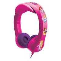 Lexibook Disney Princess Flexible and Unbreakable Headphones