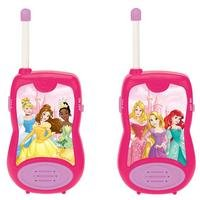Lexibook Disney Princess Walkie-Talkies