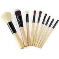 LaRoc 9-Piece Make Up Brush Cosmetic Set