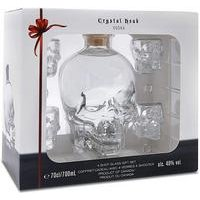 Crystal Head Vodka Shot Glass Gift Set