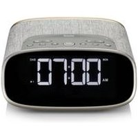 VQ Lark Alarm Clock Radio with DAB and FM
