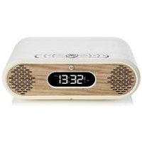 VQ Rosie Lee DAB FM Digital Radio and Alarm Clock