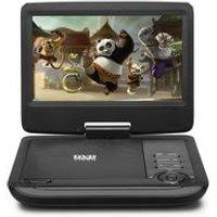 HKC 9 Inch Portable DVD Player