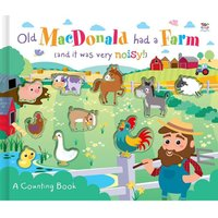 Old Macdonald Had a Farm Nursery Rhyme Book