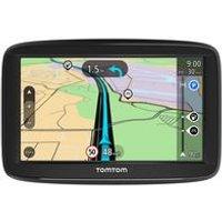 TomTom Start 52 WE Maps Sat Nav and Case