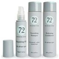 72 Hair Daily Nourishing Collection