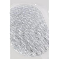 Non-Slip Iridescent PVC Bath Mat