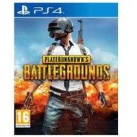 PS4: Player Unknowns Battleground