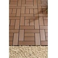 Pack of 4 Patio Tiles