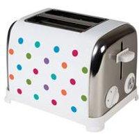KitchenOriginals by Kalorik Bright Spot 2-Slice Toaster
