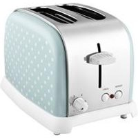 KitchenOriginals by Kalorik Polka Dot 2-Slice Toaster
