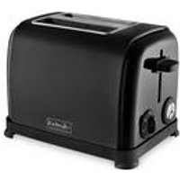KitchenOriginals by Kalorik Matte Black 2-Slice Toaster