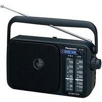 Portable FM/AM Radio with Digital Tuner