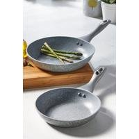 Salter Marble 2-Piece Fry Pan Set