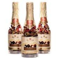 Champagne Bottle of Chocolates