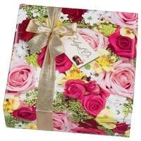 Flower Wrapped Belgian Ballotin