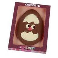 Chocolate Alchemist Chick Design