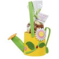 Felt Watering Can with Chocolates