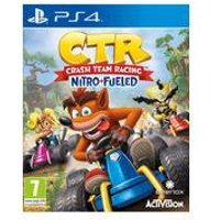 PS4: Crash Team Racing - Nitro Fueled