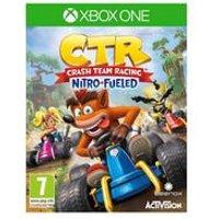 Xbox One: Crash Team Racing - Nitro Fueled
