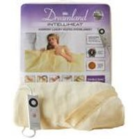 Dreamland Intelliheat Single Overblanket