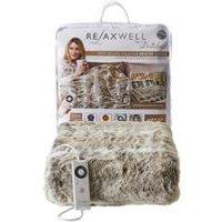 Relaxwell Luxury Heated Alaskan Husky Throw
