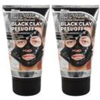 Montagne Jeunesse Charcoal Clay Peel off Mask for Men