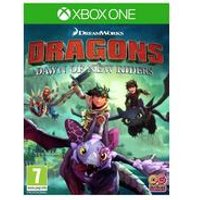 Xbox One: Dragons: Dawn of New Riders