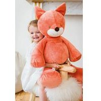 Nattou Fanny and Oscar - Cuddly Oscar the Fox