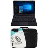 iOTA 10.1 Inch 2-in-1 Laptop with Case