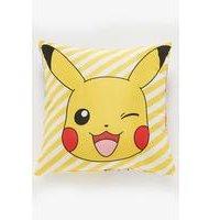 Pokemon Memphis Square Polyester Cushion