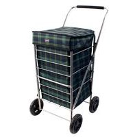Angus 4 wheel shopping trolley